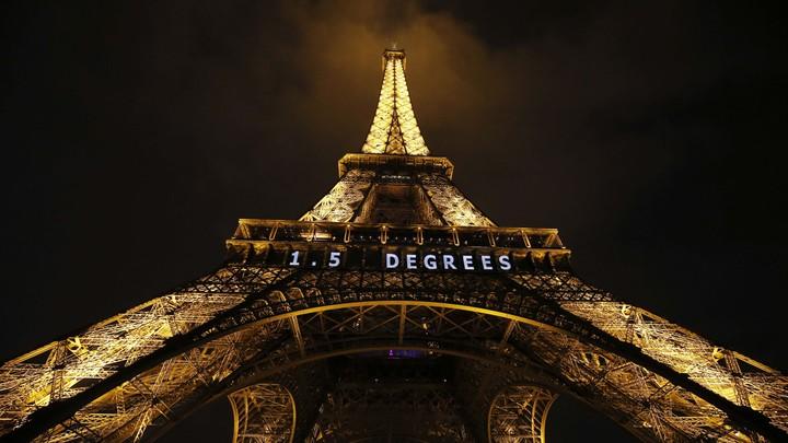 FRANCE-CLIMATE-WARMING-COP21 - Foto: PATRICK KOVARIK/Afp