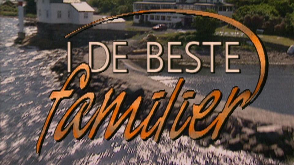 I de beste familier