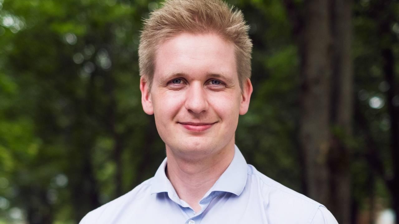 Gard Løken Frøvoll Leder for Velferdstinget i Oslo og Akershus