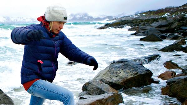 Kristin Folsland Olsen - Foto: Elin Hansson / DNT