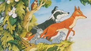 Flukta frå Dyreskogen