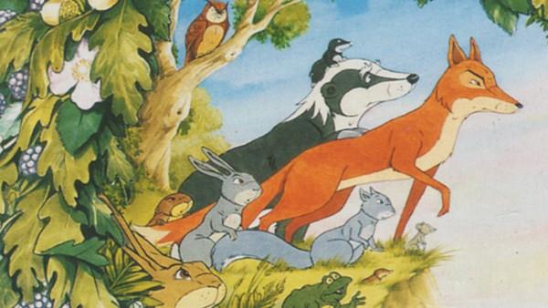 Europeisk animasjonsserie. Bygd på serien Dyra i Hjorteparken.