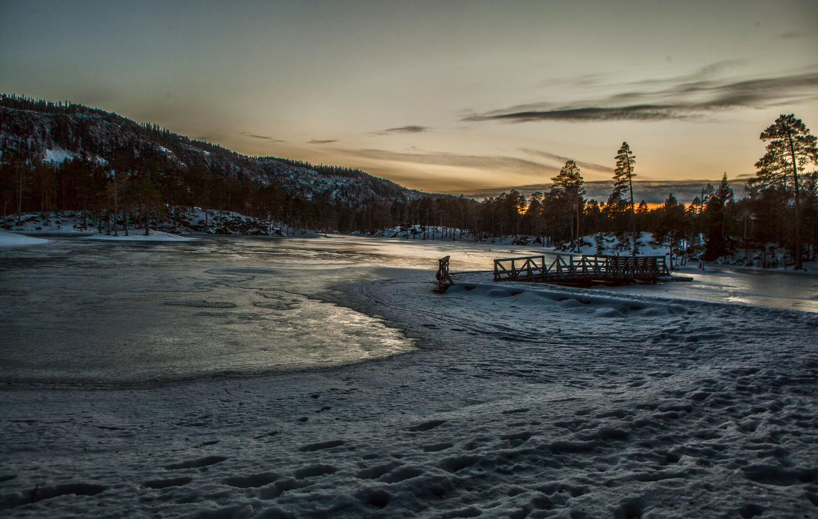 Ei stund til badesesong på Stavsjøen