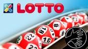 Lotto-trekning med tegnspråktolk