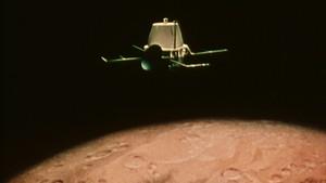 Er det liv på Mars?