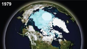 Klimabilde 1979 fra NOAA