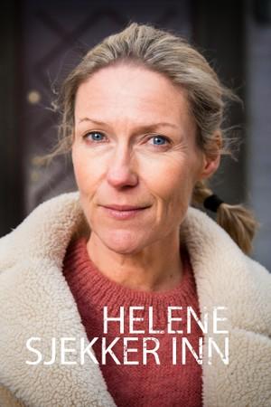 Helene sjekker inn