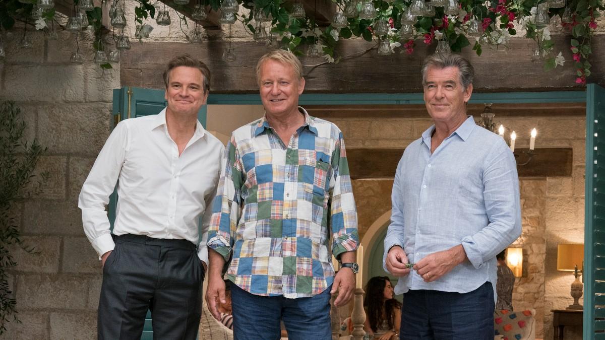 cf4f81c9516 Terningkast fire til «Mamma Mia» – NRK Kultur og underholdning