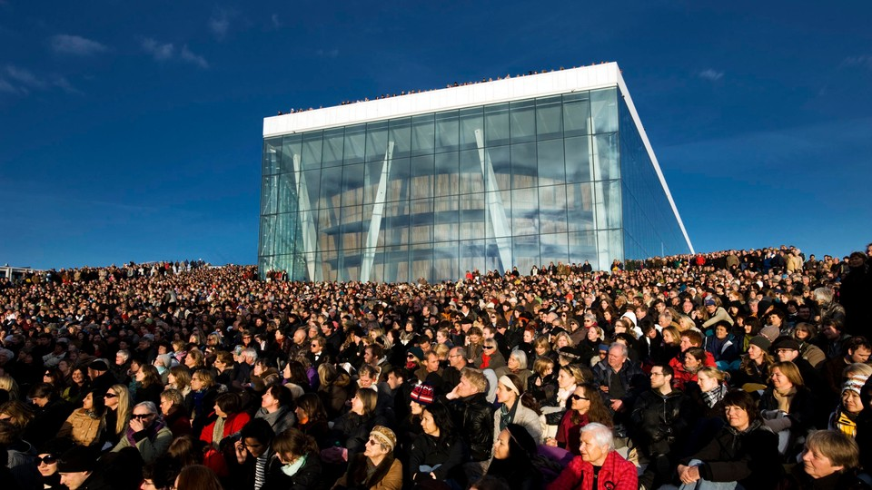 Hele Norge i Operaen