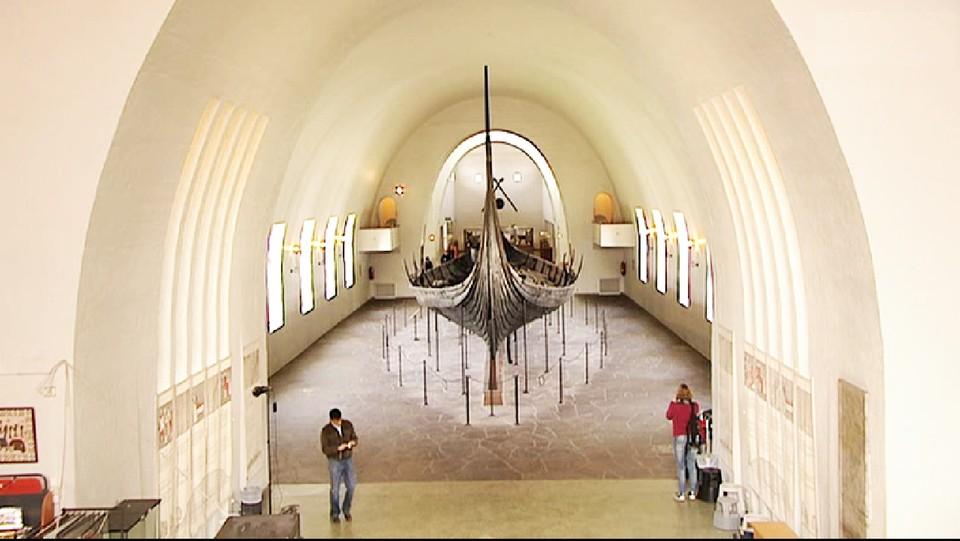 Vikingskip til siste havn?