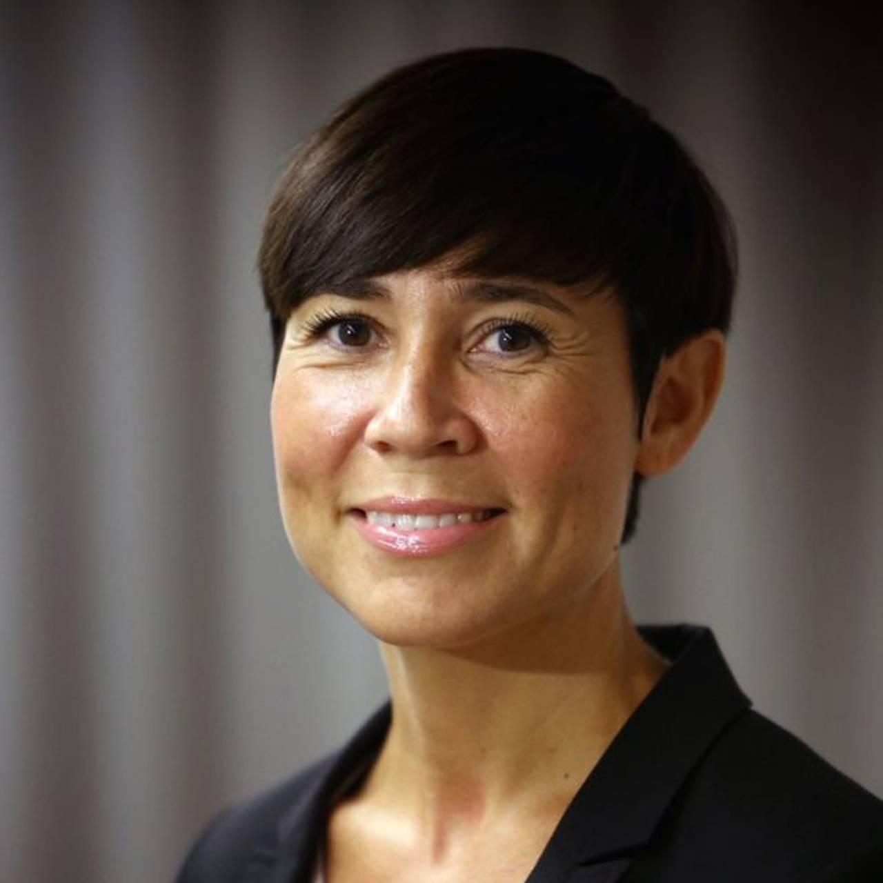 Bilde av Ine Eriksen Søreide