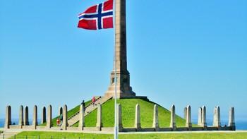 Haraldsstøtta i Haugesund