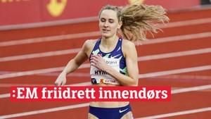 Friidrett - EM innendørs: EM friidrett innendørs