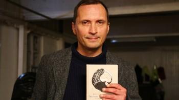 Morten Strøksnes med Havboka