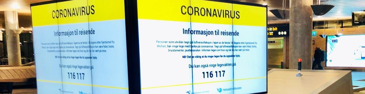 Mistanke Om Koronasmitte Flere Satt I Hjemmekarantene Nrk