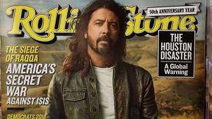 Rolling Stone Magazine - 50 år på kanten