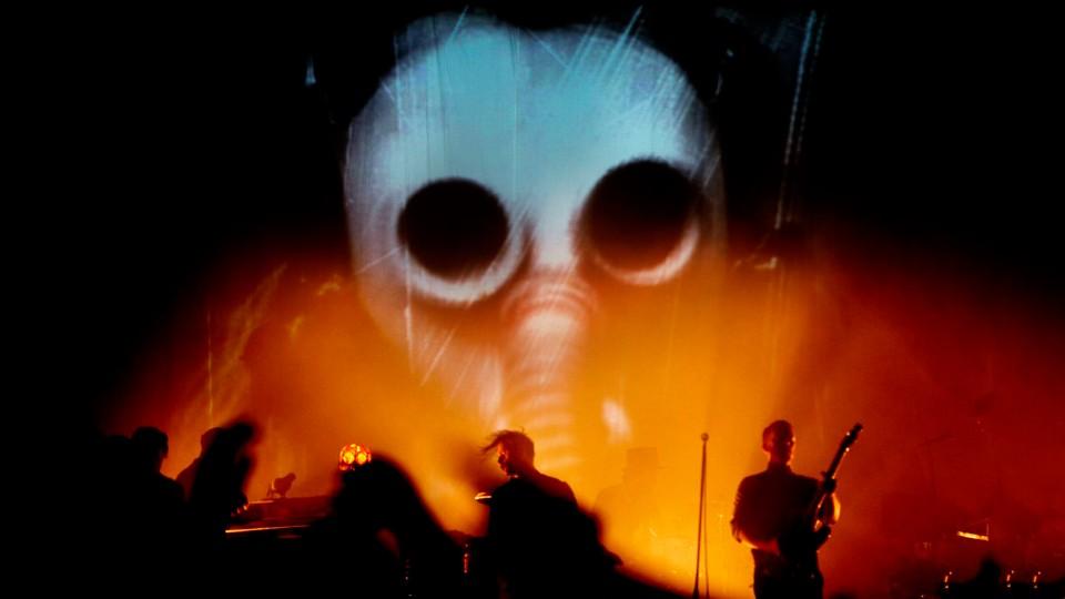 Kaizers Orchestra - live fra Oslo Spektrum