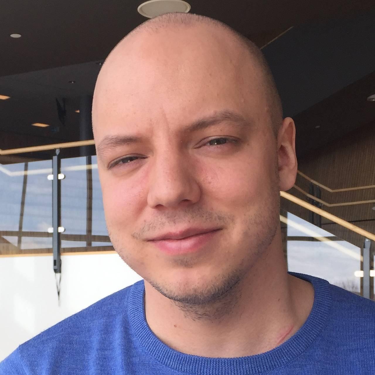 Bilde av Fred René Øvergård Buljo (33