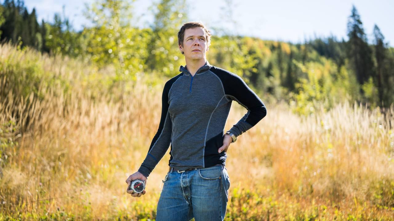 Thorbjørn Jøranli pløyde 200kvm, måtte betale 3000 kroner.