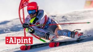 V-cup alpint: Storslalåm 2. omgang, menn