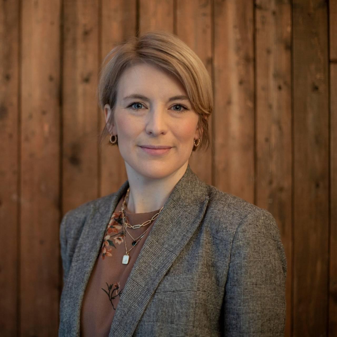 Bilde av Kari-Elisabeth Kaski, stortingsrepresentant