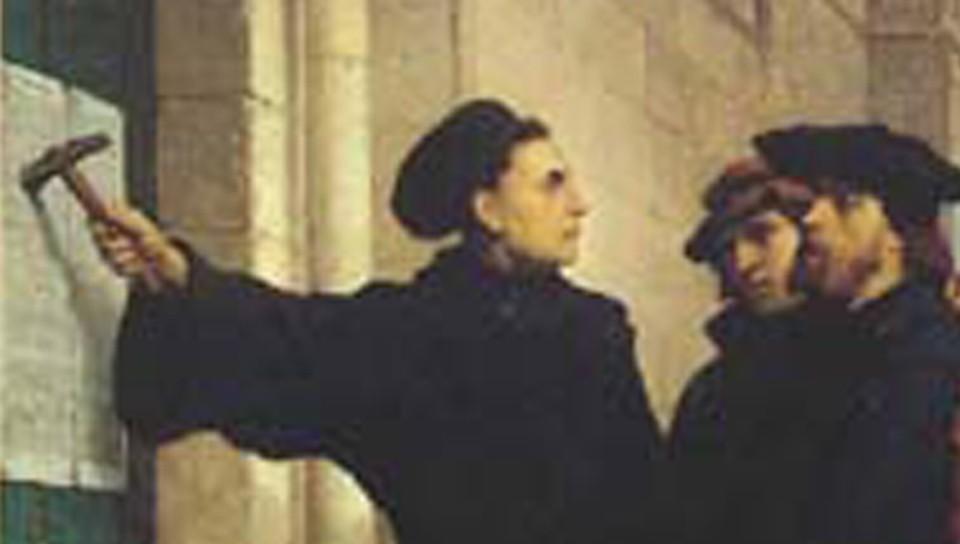 Martin Luther - mannen som forandret verden