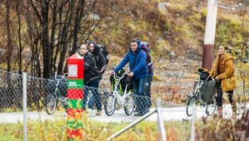 Flyktninger Storskog