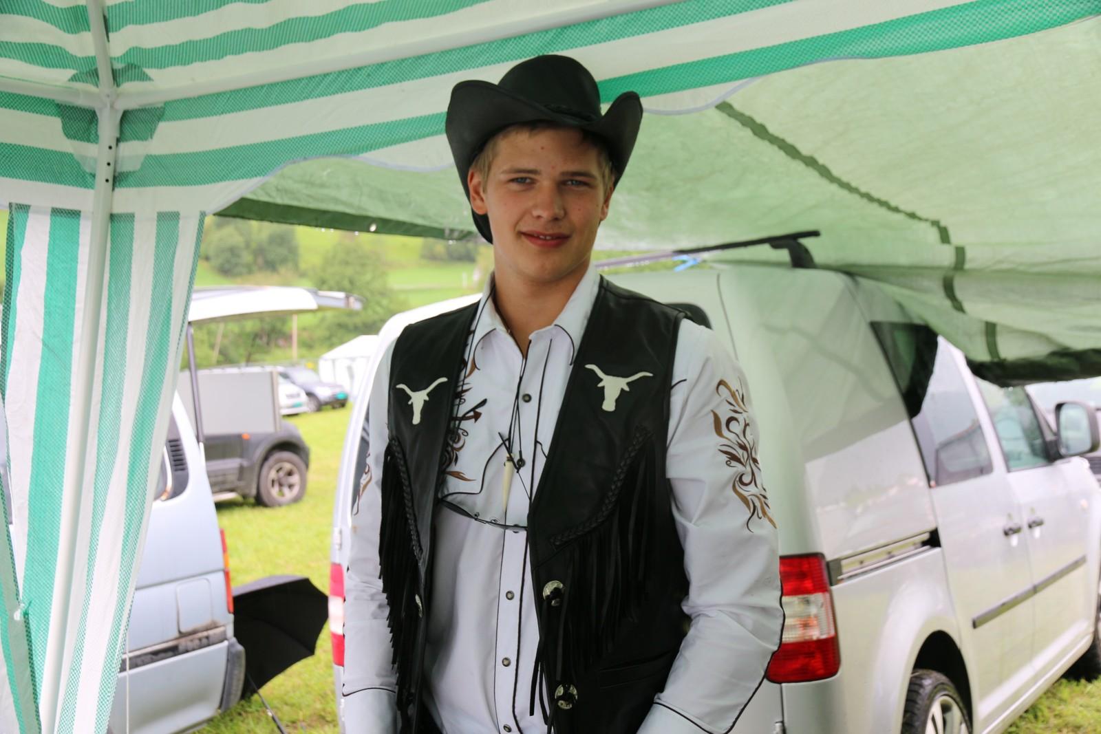Gaute Ullebust Årets Cowboy