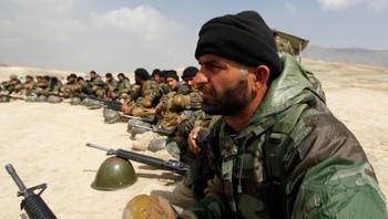 Militæret i Afghanistan