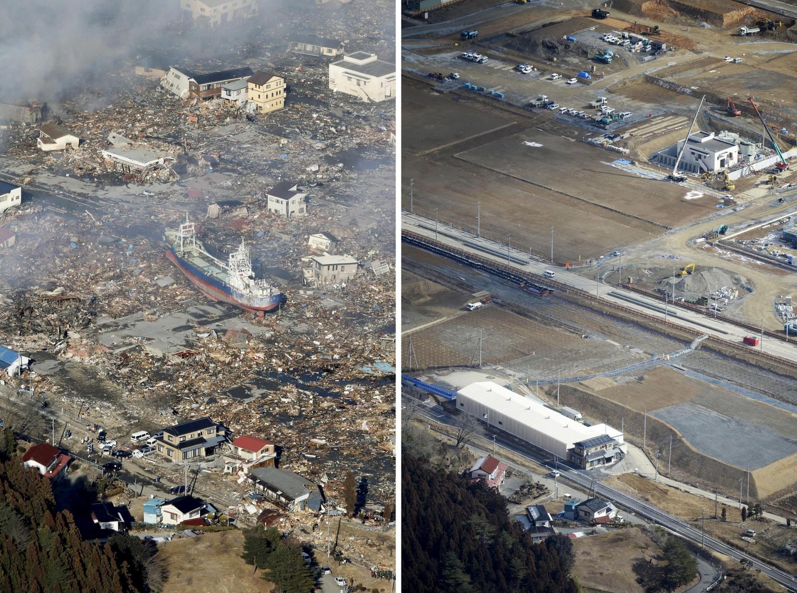 FUKUSHIMA: Fukushima-ulykken er den nest verste atomulykken i historien etter Tsjernobyl-ulykken i 1986. Flere hundre tusen mennesker ble evakuert bort fra den farlige strålingen, og mange har fortsatt ikke fått flytte hjem. I dag er tre av de tidligere femti atomkraftverkene gjenåpnet etter Fukushima-ulykken.