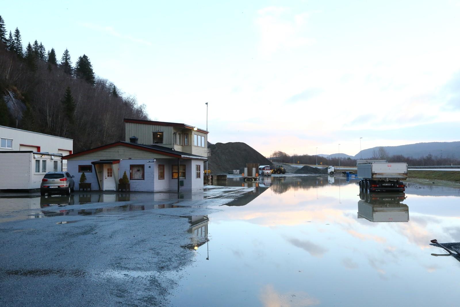 Store vannstander i Trøndelag