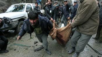 Skyting i Kabul