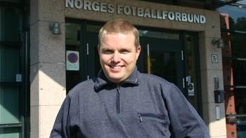 Stig-Ove Sandnes i NFF