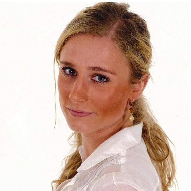 Martine Vik Magnussen, portrett fra 2007