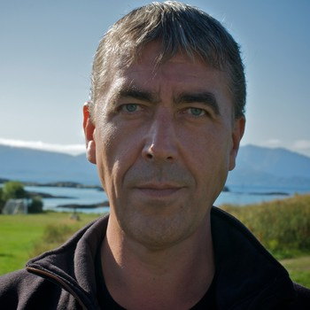 Dag Olsen, Senjehesten statlige mottak, Skrolsvik, Troms.