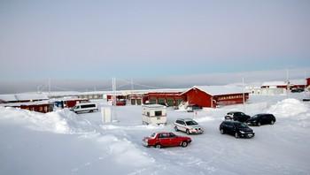 Ankomstsenter Finnmark, Vestleiren