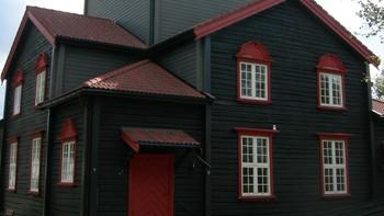 Glåmos kirke