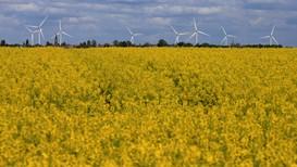 MÅ BLI FLERE: Vind- og solkraft må erstatte olje, gass og kull i et mye større tempo enn vi ser i dag, dersom temperaturen i verden ikke skal øke med mer enn 1,5 grader. Vi må også dyrke jorda og produsere mat på andre måter, mener FN.