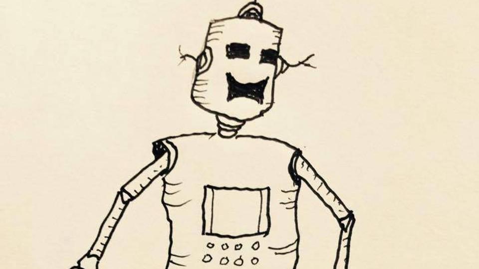 Roboten Matilda og Camillamysteriet