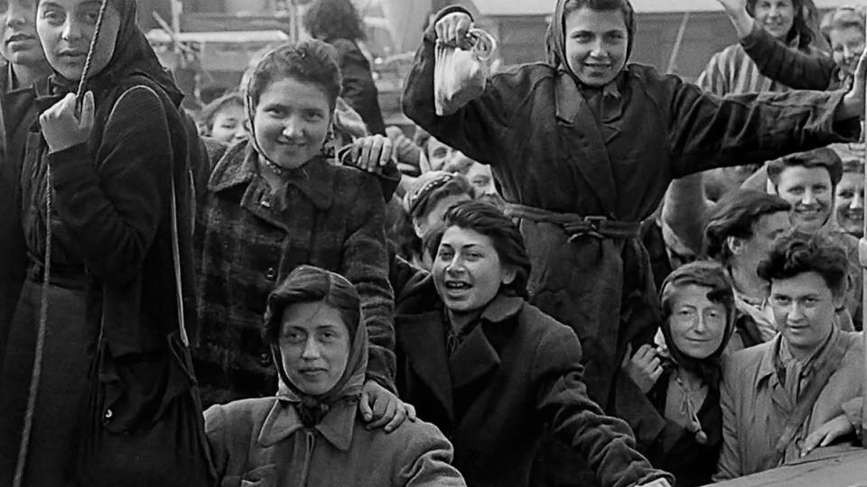 Malmø 1945 - menneskene i vrimmelen