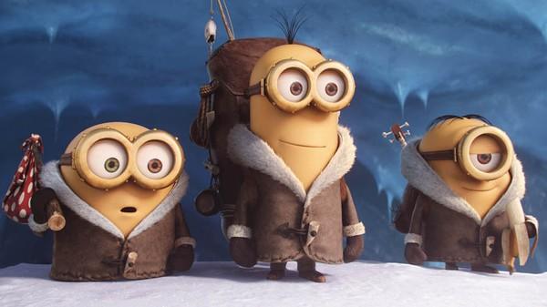 – Minions er små, søte og gule men litt «dølle»