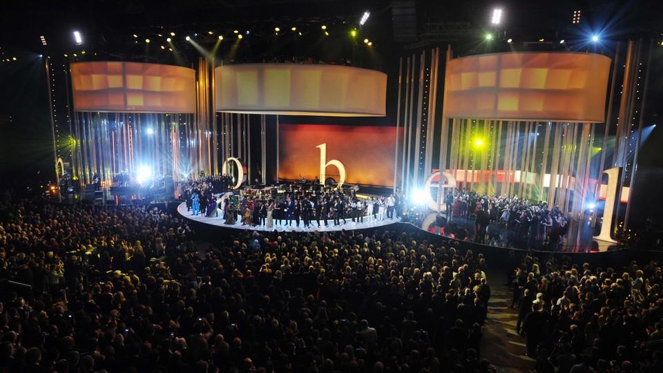 Nobels fredspriskonsert 2013