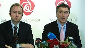 Pressekonferanse Ap