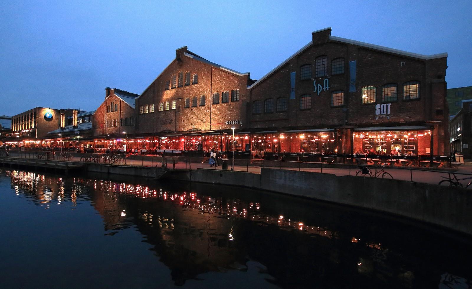 Solsiden. Trondheim