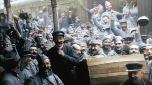 Apokalypse - første verdenskrig: 5. Befrielse
