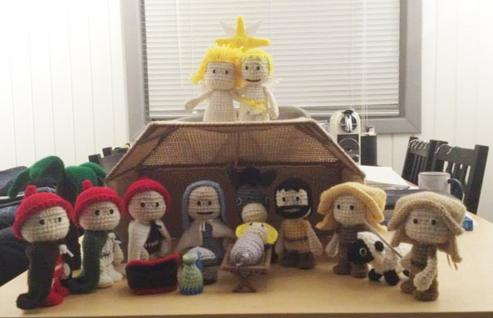 «Nativity set»