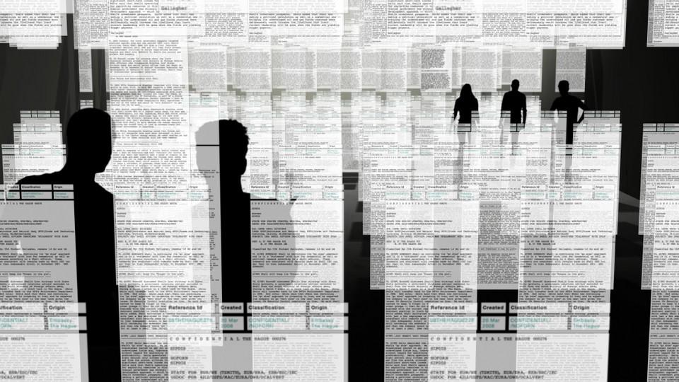 Datajournalistikk og big data