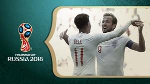 Fotball - VM: Tunisia - England