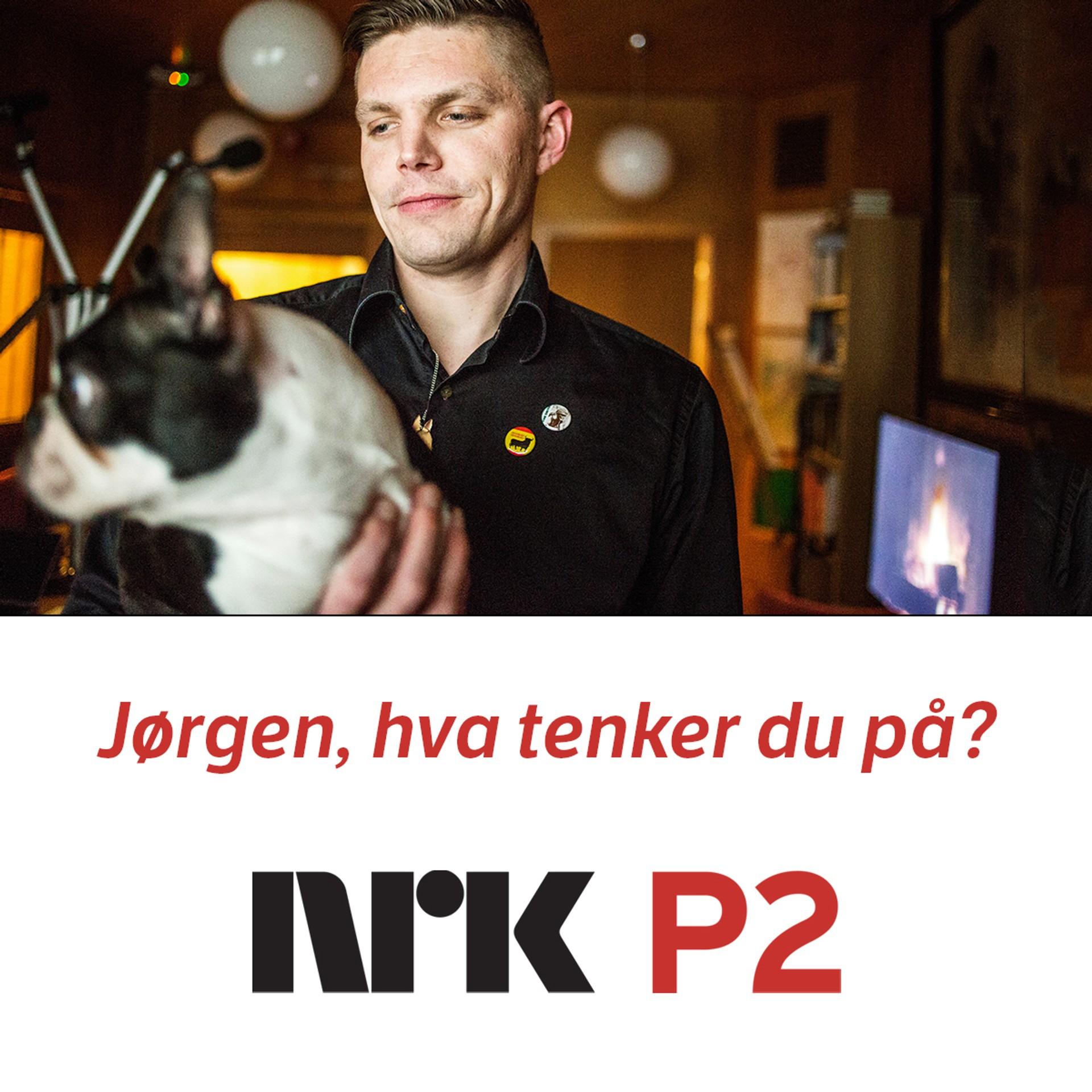 NRK – Jørgen, hva tenker du på?