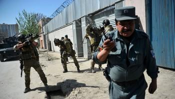 Norske soldater i kamp i Afghanistan